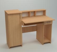 Стол компьютерный (письменный) ПИ ПИ 2