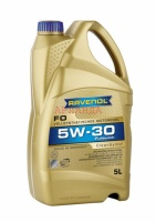 Моторное масло RAVENOL FO SAE 5W-30 (канистра 5 л)