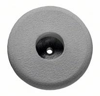Круг полировальный войлочный Bosch 180 мм