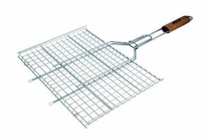 Решетка для гриля Kronos Top плоская 66 х 45 х 26 см (133-13115793)