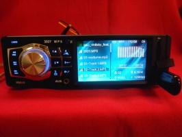 Автомагнитола Alpine 3027 1DIN, LCD, DivX, USB, SD, MP3, MP4