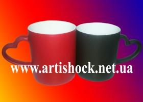 Фото на магічних чашках