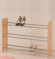 Подставка для обуви Sentimo на 3 полки бук