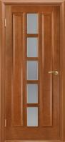 Двери межкомнатные КВАДРО каштан ПО