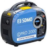 Генератор бензиновый инверторный SDMO Inverter PRO 2000 2 кВт