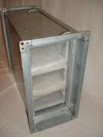 Комплектующее оборудование вентиляционных систем