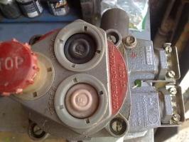 Пост взрывозащищенный кнопочный ПВК-3.