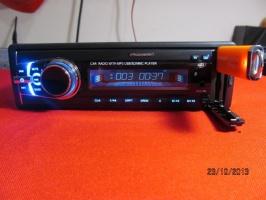 Pioneer 3400u (USB, SD, FM, AUX, ПУЛЬТ)