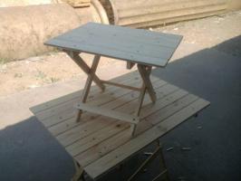 Стол раскладной для пикника 60*60 см