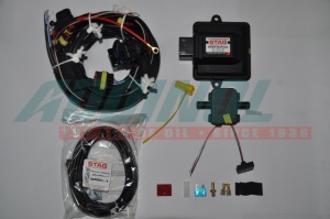 Электроника STAG- 4 GO-FAST 4 цил., разъем тип Valtek, без ДТР и разъемов