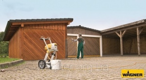 Покраска деревянных строений и конструкций