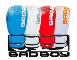 Перчатки боксерские кожаные BAD BOY LEGASY R 10,12 oz