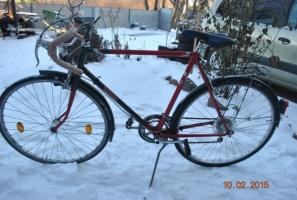 Велосипед спортивний б/у з Германії WINORA