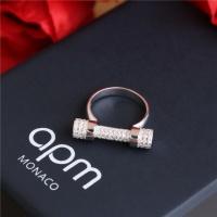 Женское кольцо apm MONACO винт 16 р.