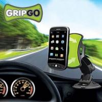 Универсальный держатель Грипго для телефона и планшета в автомобиль