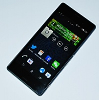 Sony Experia Z3 экран 4.7«, 4 ядра, WiFi, 2 sim, Android 5.0.2, камера 8МР - Черный