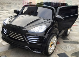 Детский электромобиль джип Porsche Cayenne O001OO Turbo Style