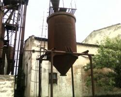 Емкость вертикальная (силос) - 15 м.куб.