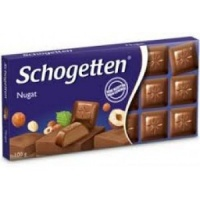 шоколад Шоколад Schogetten Nugat