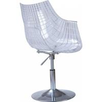 Кресло Кристаль прозрачный акрил