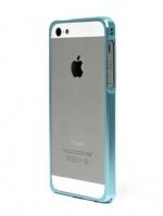 Бампер Alloy X для iPhone 5, Blue