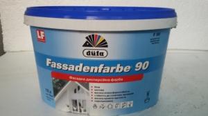 Краска фасадная Dufa F90