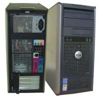 Системные блоки Dell Optiplex 745 Mini Tower / Core 2 Duo E6400 2GB-DDR2