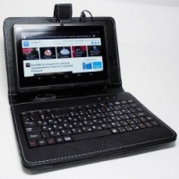 Samsung TAB 3 (2 ядра) + чехол! (черный)