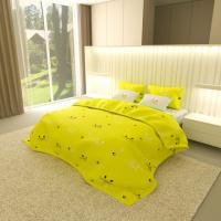Комплект постельного белья Gold N-7555-A-B 2