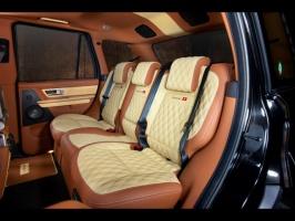 Перетяжка салона автомобиля натуральной кожей