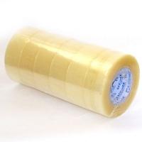 Скотч упаковочный прозрачный 38мкр*45мм*500