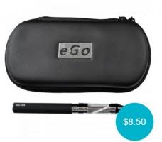 Электронные сигареты CE6 1100mAч Black EC-009 оптом