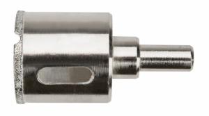 Сверло 57H291 Graphite 40 мм, алмазное, по кафелю и стеклу, трубчатого типа