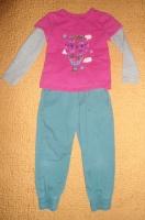 Комплект для девочки на 2 года 92 см. ЦЕНА: 125 грн. Штаны проданы