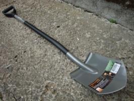 Лопата садовая штыковая Fiskar «ERGO» (131410)