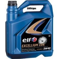 Масло ELF Exellium NF 4л 5W40