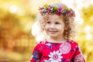 Віночок «Якщо є квіти - радій квітам, немає квітів - радій бутонам»