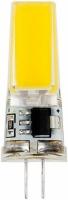 лампа світлодіодна капсульна G4 3,5W 12V (теплий білий/нейтральний білий)