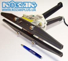 Запайщик пакетов и пленок ручной KP-400