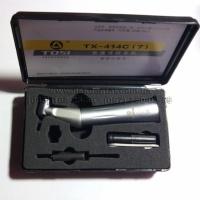 TOSI TX-414 C, LED, угловой наконечник, механический наконечник, кнопочный,внутренняя подача воды