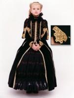 Карнавальные костюмы детские «Придворная»