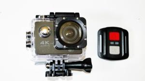 Action Camera H16-4R WiFi 4K + пульт (Экшн камера)