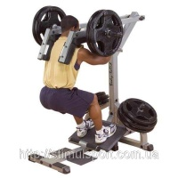 Жим голень стоя Body-Solid Leverage Squat Calf Machine