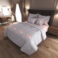 Комплект постельного белья Gold N-7452-A-B 2