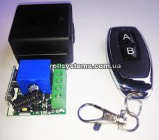 QCHIP приемник 433 МГц с пультом.