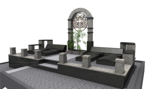 Очистка, защитная обработка гранитных и мраморных памятников, мемориальных комплексов