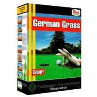 Трава газонная «German grass» Спортивная 0,5 кг