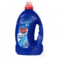 Гель для стирки Power wash 4 литра универсальный