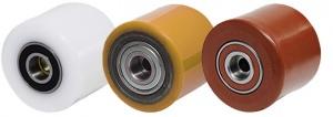 Восстановление полиуретанового покрытия колес и роликов