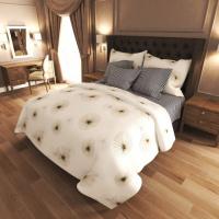 Комплект постельного белья Gold K-G-N-7305-A-B 1.5